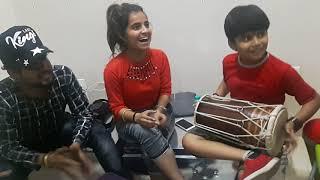 SOHAM GORANE WITH SINGER SANJNA BHOLA......