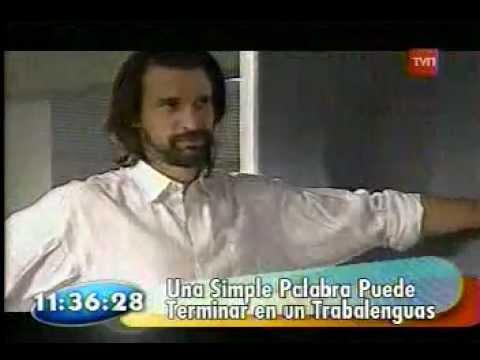 chascarros tvn producida por Felipe Camiroaga