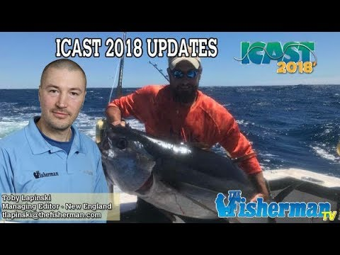July 12, 2018 New England Fishing Report with Toby Lapinski