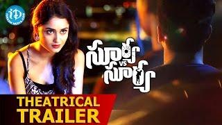 Surya Vs Surya Theatrical Trailer | Nikhil Siddharth | Madhubala | Tridha Choudhury