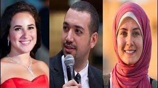 3 نساء في حياة معز مسعود أولهم ملكة جمال والثانية مرشدة سياحية والثالثة ممثلة مشهورة