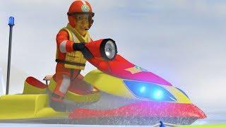 Sam le Pompier francais | Perdu en mer | Épisode Complet