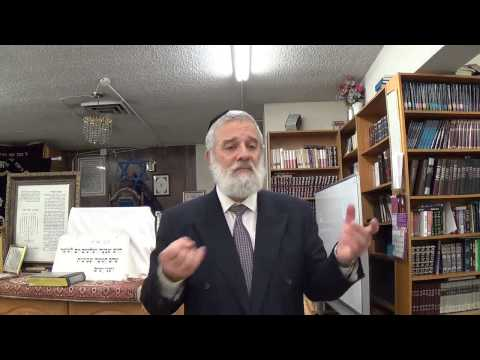 Tehilim (Psalms) Lecture 34 - Chapter 24