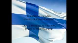 "Finnish National Anthem - ""Maamme"" (FI/EN)"