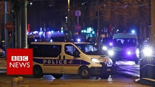 Strasbourg: Christmas market attacker