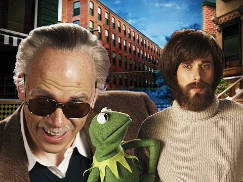 Jim Henson vs Stan Lee. Epic Rap Battles of History