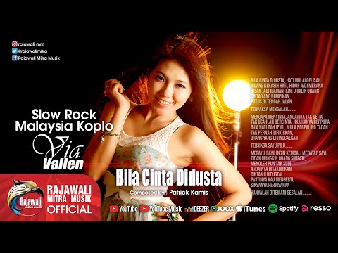 Via Vallen Bila Cinta Didusta Official Music Video