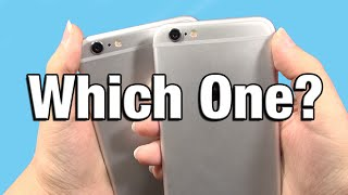 iPhone 6 vs 6 Plus: Which Should You Buy?