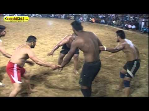 (13) Final Match Jhaneri V/S Dhanaula 14 March 2016 Grachoon (Sangrur) Kabaddi Tournament