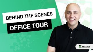How I Make YouTube Videos, Circle Bubble Effect, Office Tour, And Software Stack