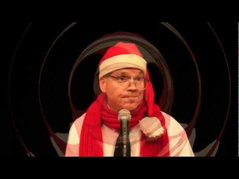 Melwick Gleeb aka Kenneth Cope Chipmunks Roasting CHRISTMAS Song