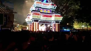 Thrissur Pooram Fireworks 2014 - Thiruvambadi HD