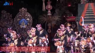 LOMBA BALEGANJUR REMAJA, Badung, Tabanan, Karangasem, Bangli - Pesta Kesenian Bali 2017