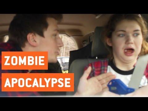 Zombie Confronts Prank | Wisdom Teeth Surgery Trip