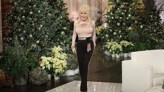 Dolly Parton Goes Christmas Crazy in All Her Houses