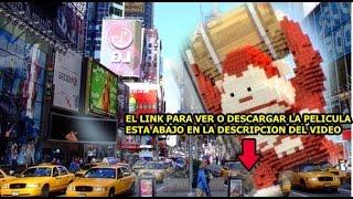 Pixels Pelicula completa en español latino