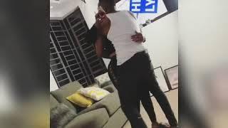 Otile Brown gives Vera Sidika a lap dance 😜