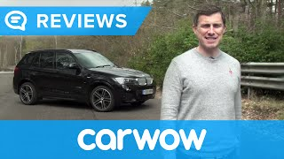 BMW X3 SUV 2017 review | Mat Watson Reviews