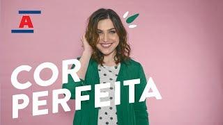 Bela da Vez #7: Cor Perfeita com Lu Ferreira do Blog Chata de Galocha e Bio Extratus