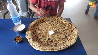 Big Paratha - Popular Indin Breakfast | 2 Feet - 1.25Kg Big Paratha