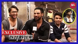 Shaheer & Nazim Reveal About Their Workout Session, Give Special Tips & More – EID Special