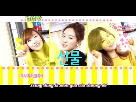 [Vietsub] SNSD Egg Song @ SBS Inkigayo