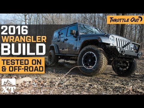 Xxx Mp4 Jeep Wrangler JK Built For On Road Tested Off Road How D It Perform Throttle Out 3gp Sex
