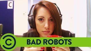 The Driving Test - Bad Robots | Comedy Central