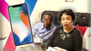 Buying My Mum And Dad An iPhone X