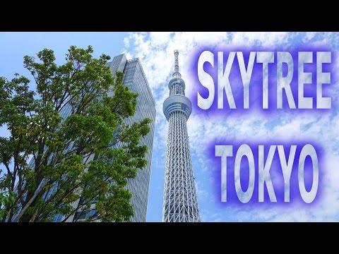Skytree, Tokyo - 2016 4K
