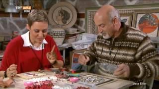 Taş Mozaiği Sanatı Nasıl Yapılıyor? - Usta Eller - TRT Avaz