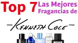 Top 7 Las Mejores Fragancias de Kenneth Cole