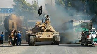 تهاجم تازه داعش در غرب عراق، شهر البغدادی  به دست گروه دولت اسلامی افتاد