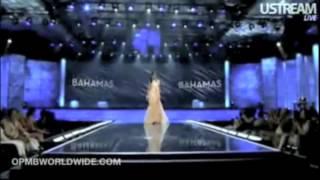 Miss Universo 2009 preliminar