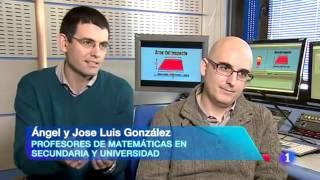 Troncho y Poncho en el Telediario