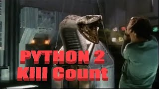 Python 2: Kill Count