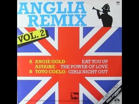 VARIOUS ARTISTS ''ANGLIA REMIX VOL. 2'' (MEGAMIX)(1985)