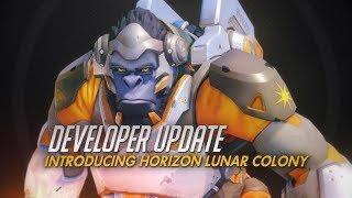 Developer Update   Horizon Lunar Colony   Overwatch