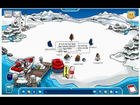 como ser socio gratis en club penguin Atlantic penguin