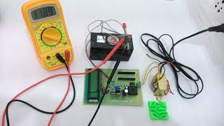 Simple 12V Battery charger