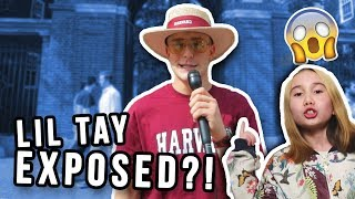 ASKING HARVARD STUDENTS WHAT THEY THINK ABOUT LIL TAY!!