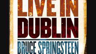 Bruce Springsteen Growin' Up Live in Dublin