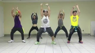 PSY-DADDY Zumba® Choreographed by Alfredo Jay