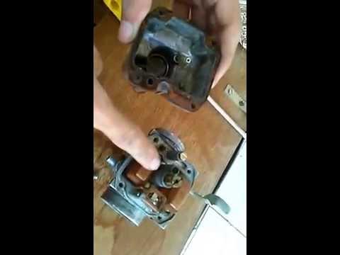 Ybr 125 vazamento de gasolina pelo carburador