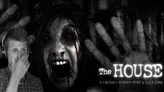 THE HOUSE 1 [SCARY FLASH HORROR GAME]