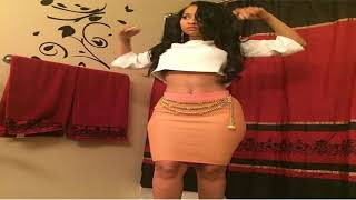 Tammy Rivera PROOF she's NATURAL! No plastic surgery, Brazilian Butt Lift, etc  all fake! #LHHATL 5