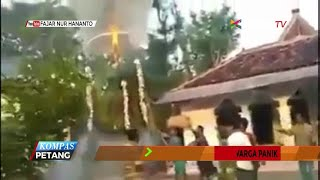 Balon Udara yang Bawa 300 Petasan Jatuh di Ngawi