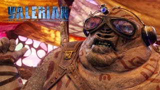 Valerian and the City of a Thousand Planets |