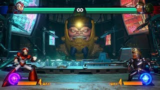 Marvel vs. Capcom: Infinite - All Stages Showcase