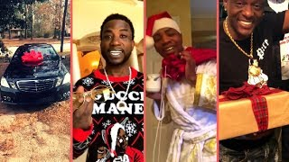 Rappers Christmas 2018 Buy Expensive Cars Gifts Surprises Reactions (NBA YoungBoy Boosie Kodak Ralo)
